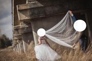 Свадебное платье,  размер 40-42,  рост 162-170