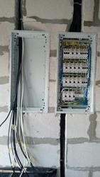 Электромонтажные работы,  услуги электрика,  проектирование