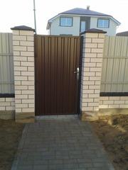 Продаем откатные ворота,  гаражные ворота,  секционные ворота в Могилеве